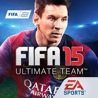 【3Dサッカー】実名サッカーアクションゲーム「FIFA 15 Ultimate Team」が人気に! - Androidアプリニュース