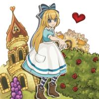 【箱庭系】お庭を作る童話ゲーム「新アリスの不思議のティーパーティ」が人気に!