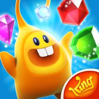 kingの新作パズルゲーム「ダイヤモンドディガー」が人気に - iPhoneアプリニュース