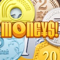 硬貨や紙幣を両替しまくる「マネーズ」が配信開始に