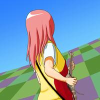 女子高生スペースハリアー「トラベルシューティング JP」がリリースされ話題に - iPadアプリニュース