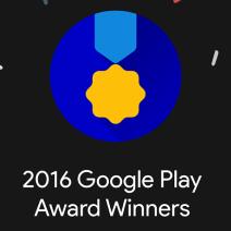 「Google Play Awards 2016」に選ばれたAndroid優秀アプリ全50作品を一挙にご紹介します! - おすすめアプリまとめ